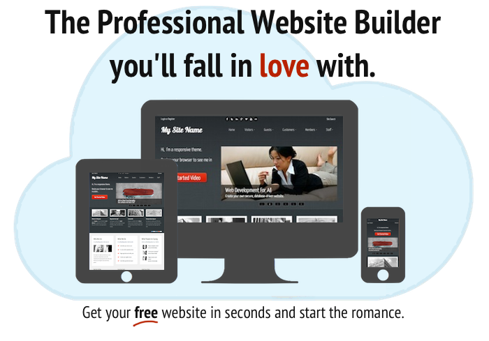 liveSite Professional Website Builder